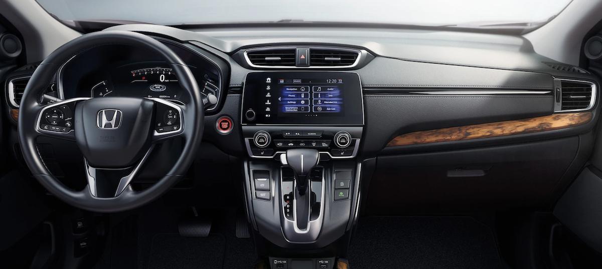 2021 Honda CR-V Interior Dashboard Banner