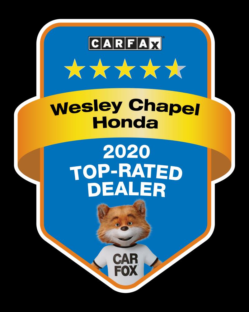 CARFAX 2020 Top-Rated Dealer