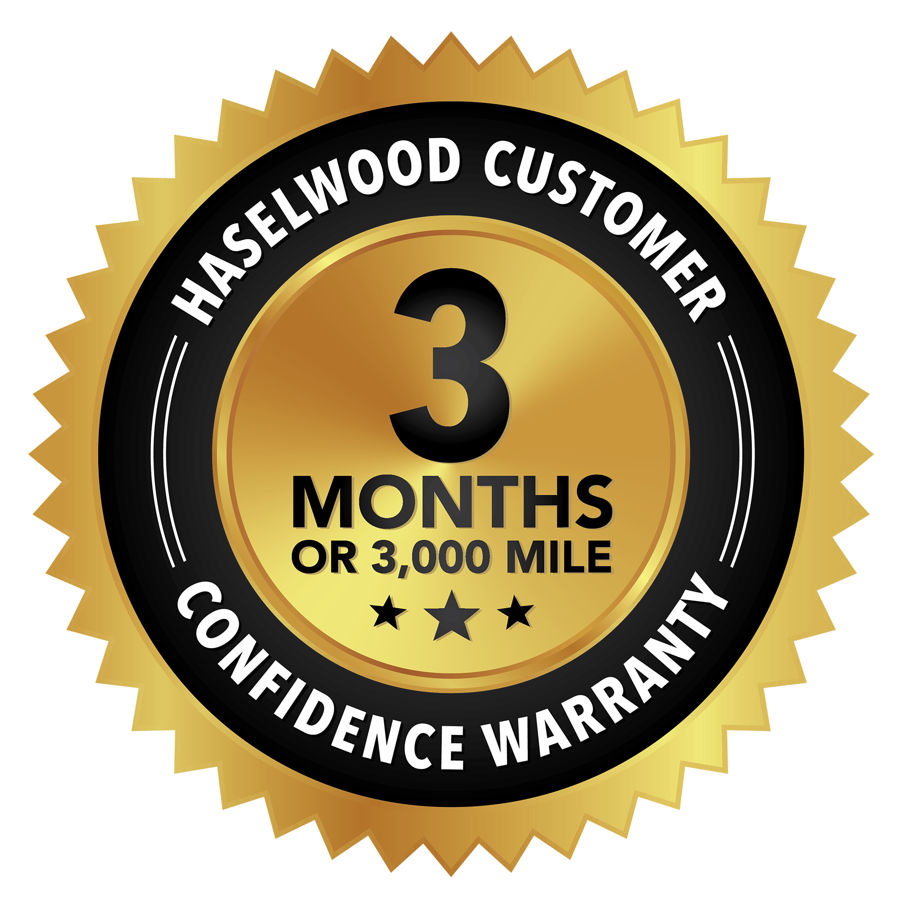 Haselwood Customer Confidence Warranty | West Hills Autoplex