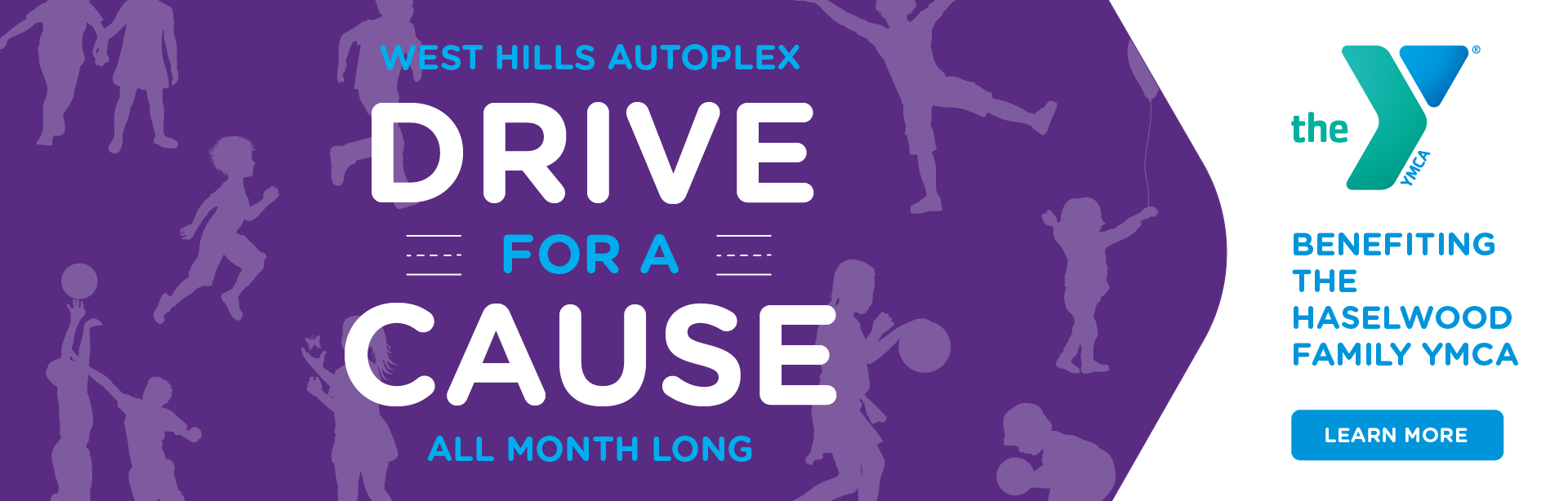 11636 – MAR21 – Drive for a Cause – YMCA – Webslides_1920x614