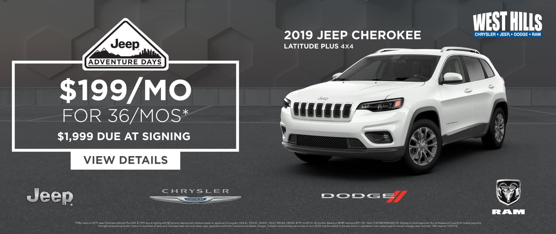 West Hills Chrysler, Dodge, Jeep, Ram | Auto Dealer In Bremerton, WA