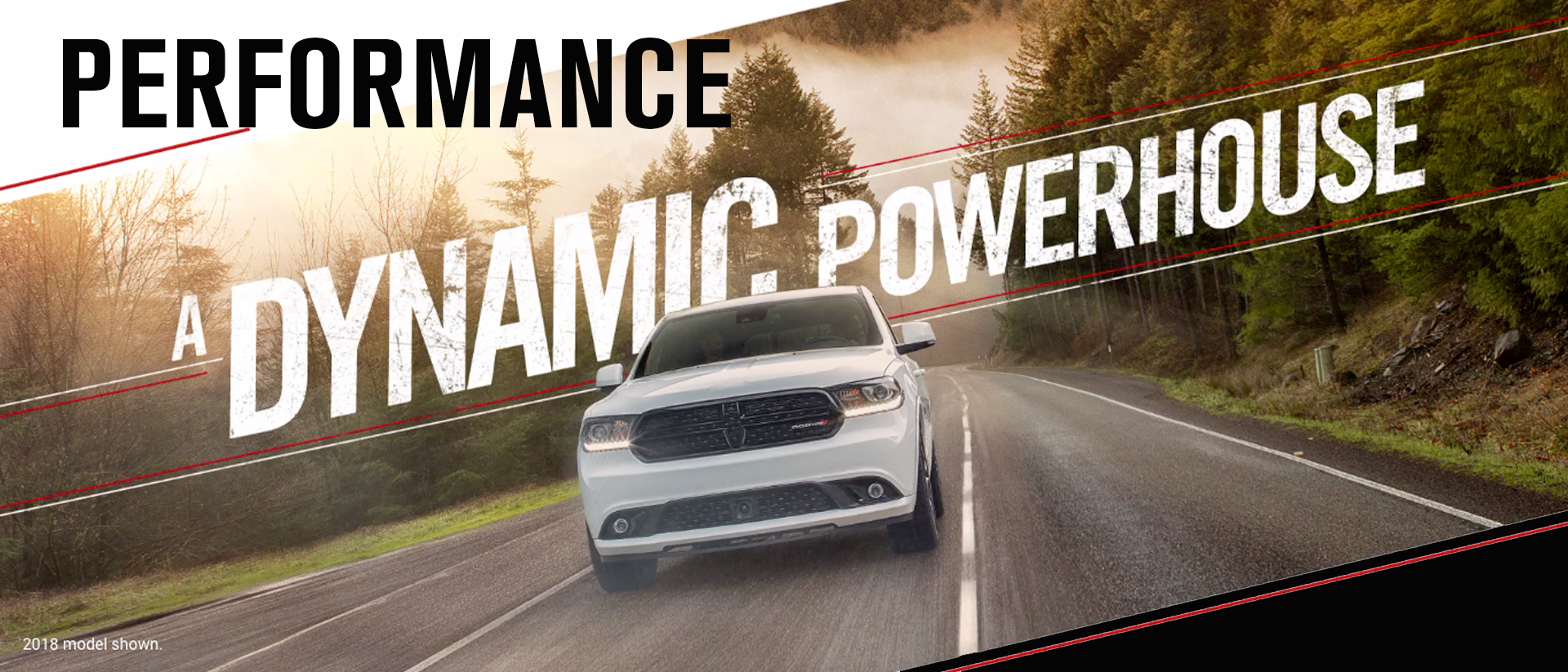 2020 Dodge Durango - Performance