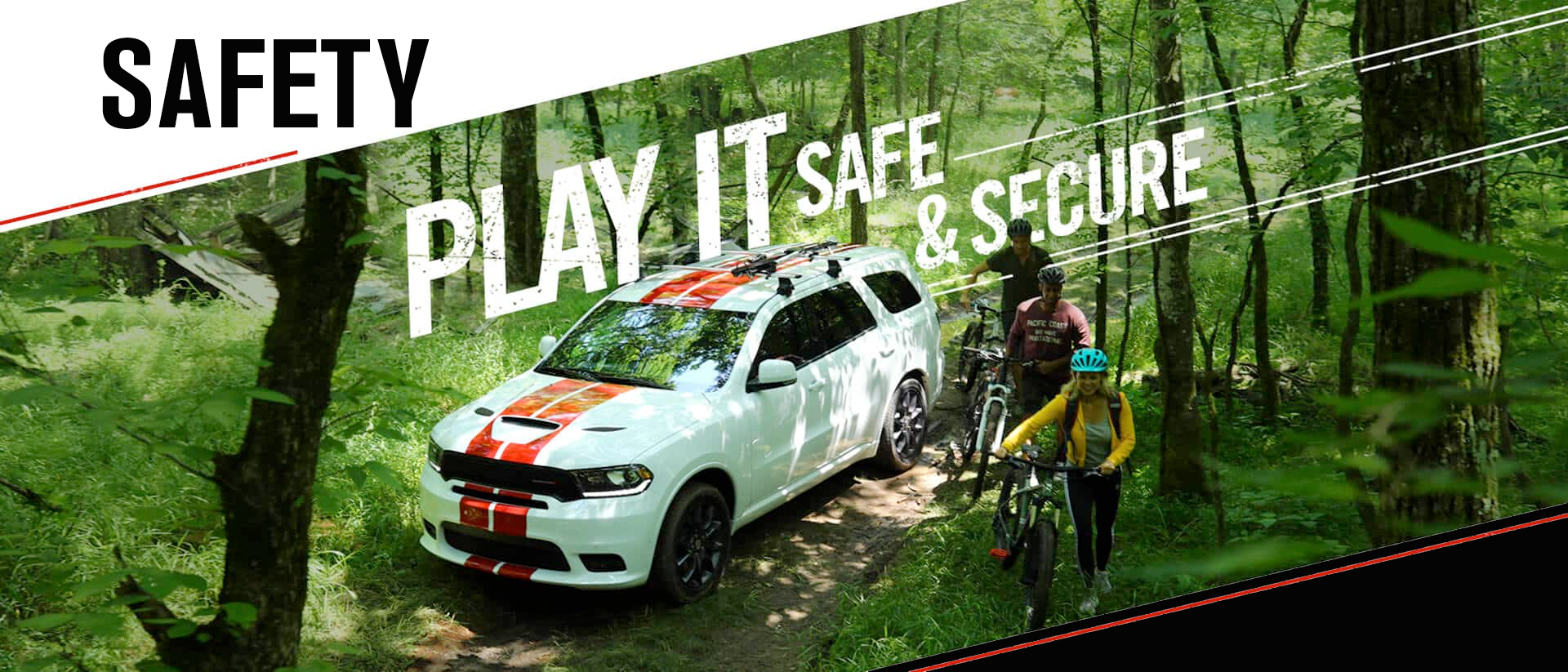2020 Dodge Durango - Safety