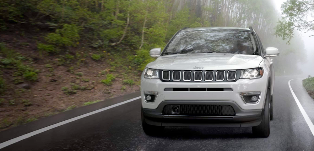 2020 Jeep Compass - Performance
