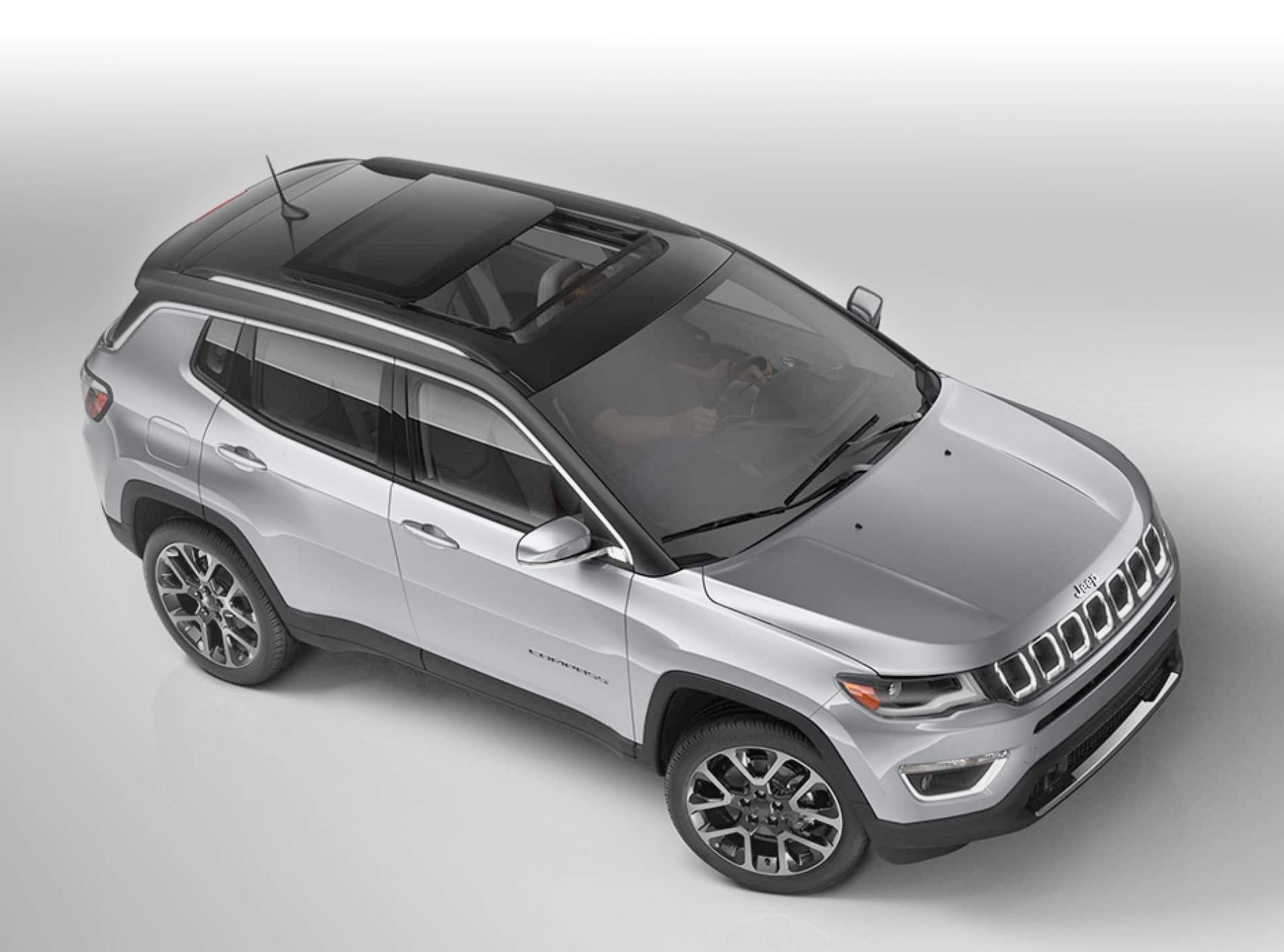 2020 Jeep Compass - Exterior
