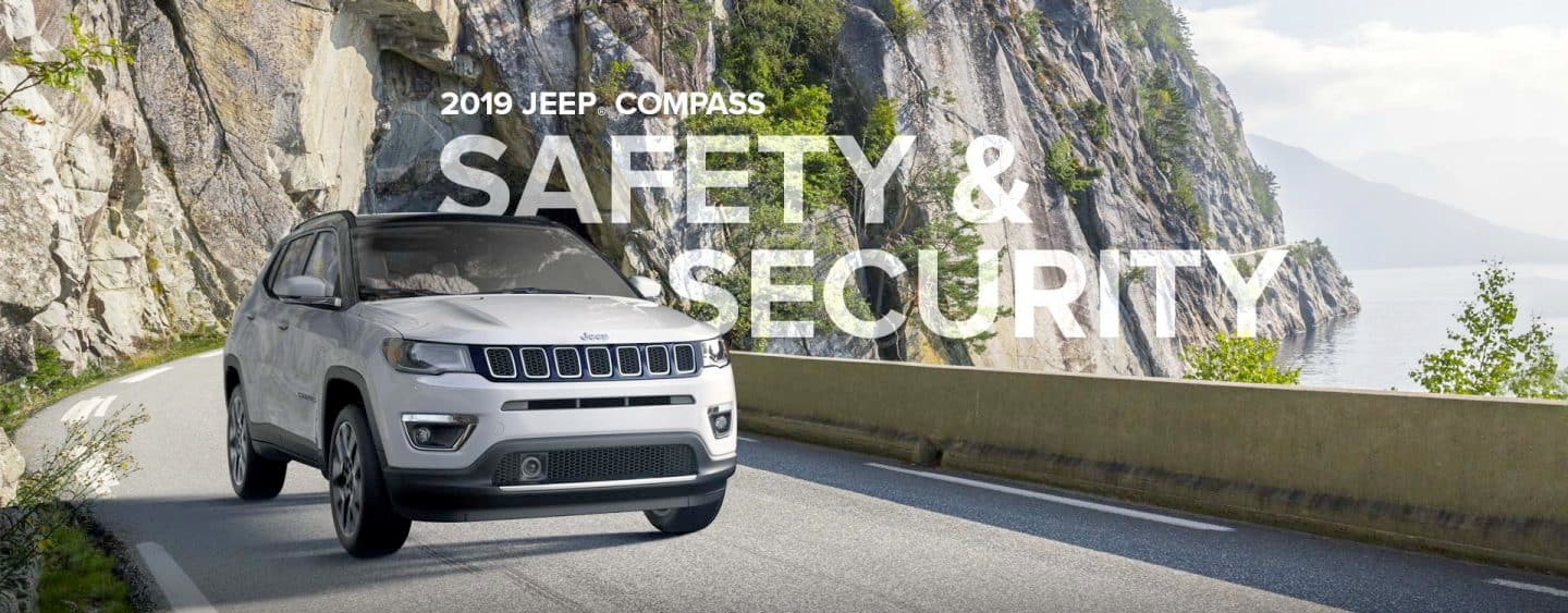 2020 Jeep Compass - Safety
