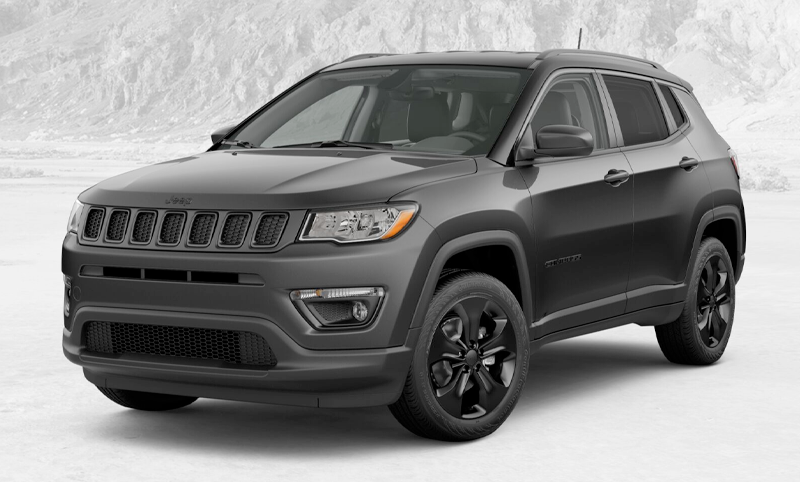 2020 Jeep Compass - Altitude