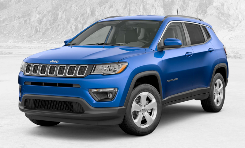 2020 Jeep Compass - Latitude