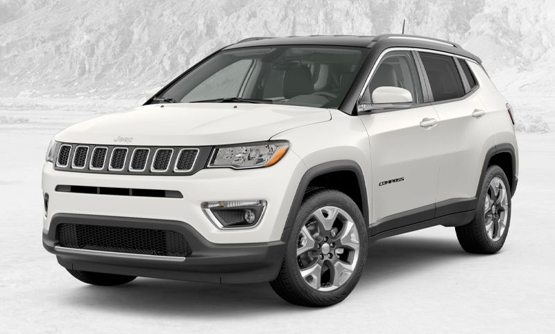2020 Jeep Compass - Limited