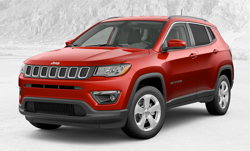 2020 Jeep Compass - Sport