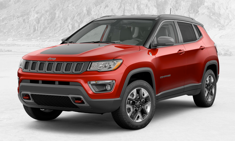 2019 Jeep Compass - Trailhawk