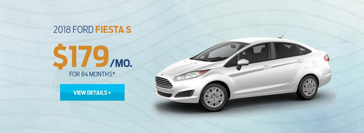 West Hills Ford Fiesta Offer