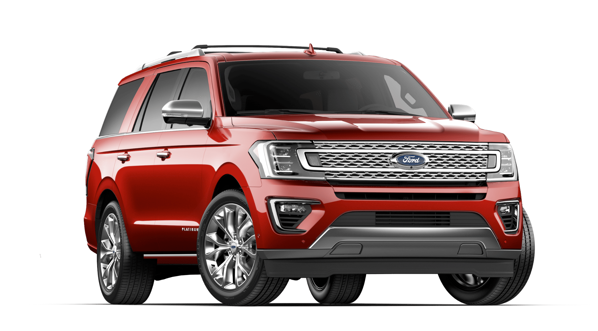 2020 Ford Expedition - PLATINUM