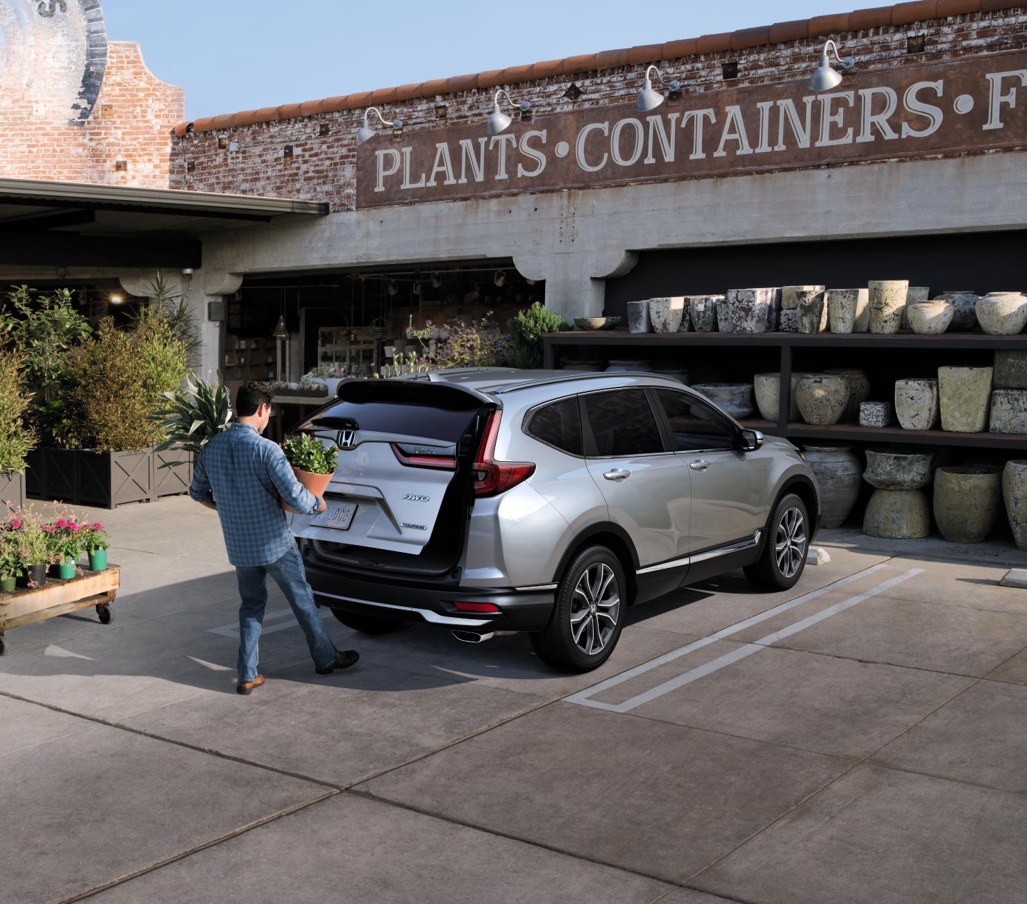 2020 Honda CR-V - Interior - Hands-Free Access