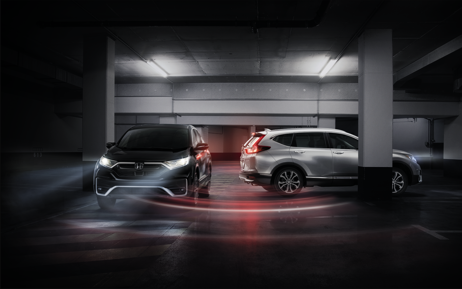 2020 Honda CR-V - Safety
