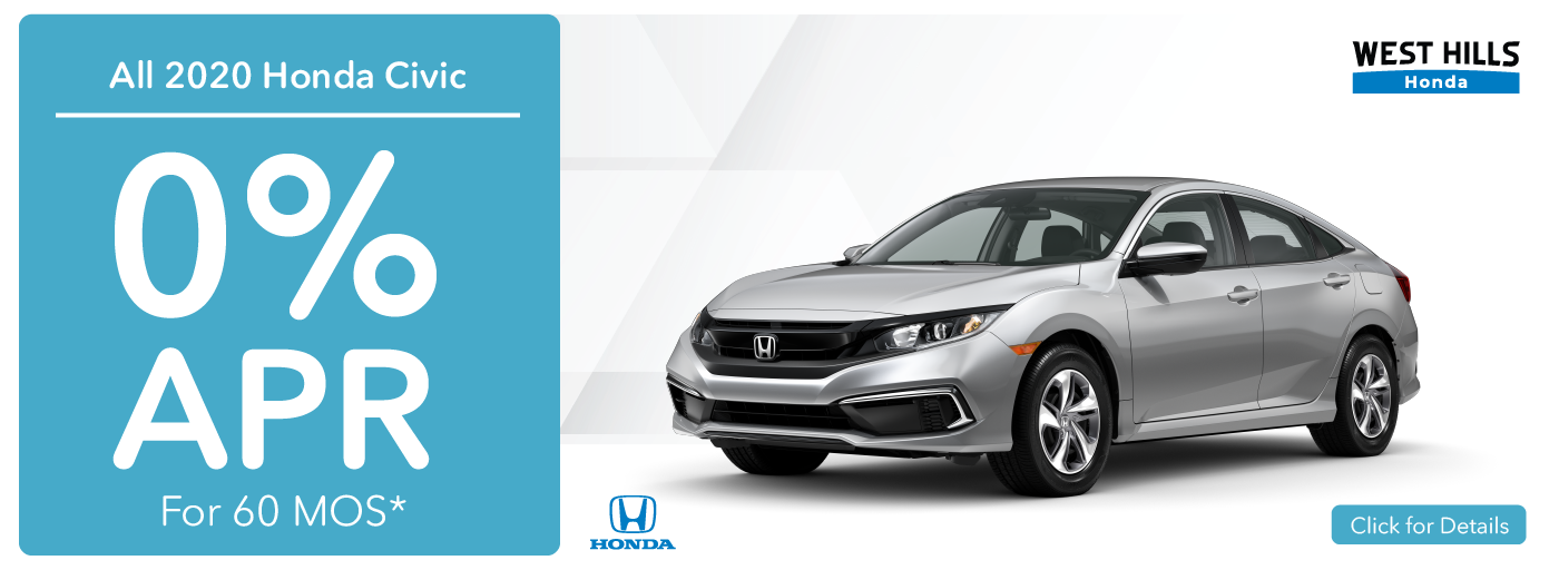 11768 – JAN21 – WHAP – Honda Incentives – Webslides_Honda Civic – Web