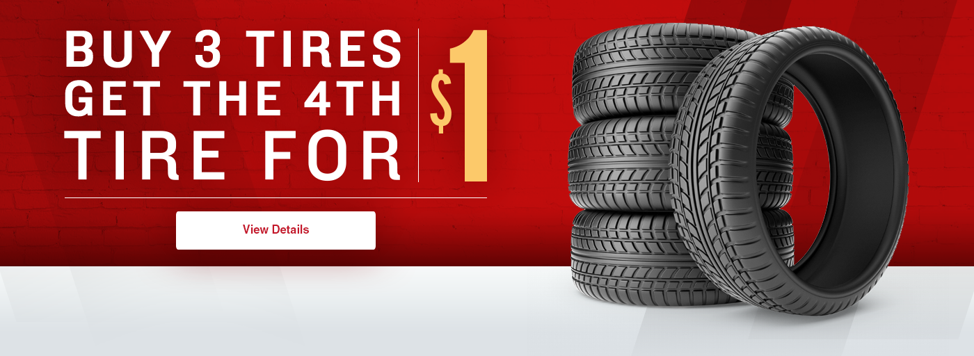 West Hills Kia Buy 3 Tires Special Offer