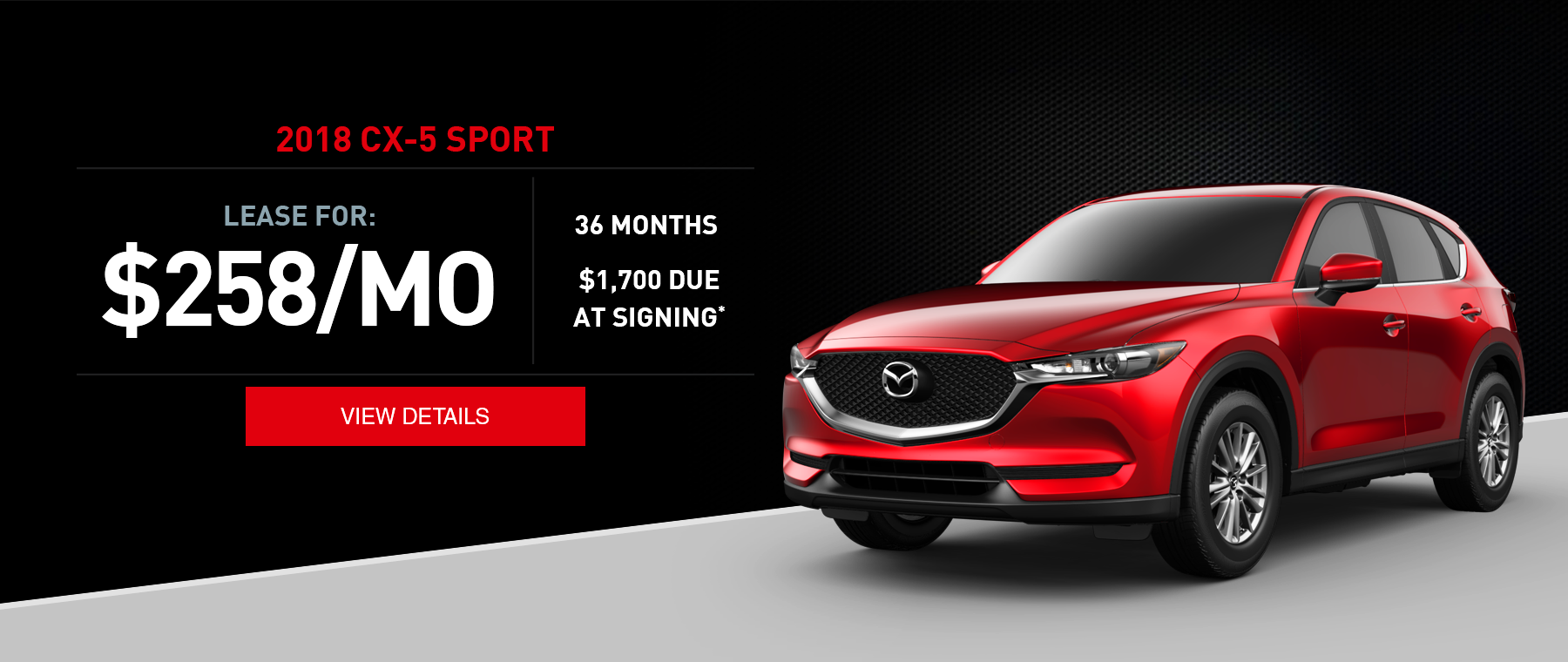 West Hills Mazda CX-5 Lease Offer