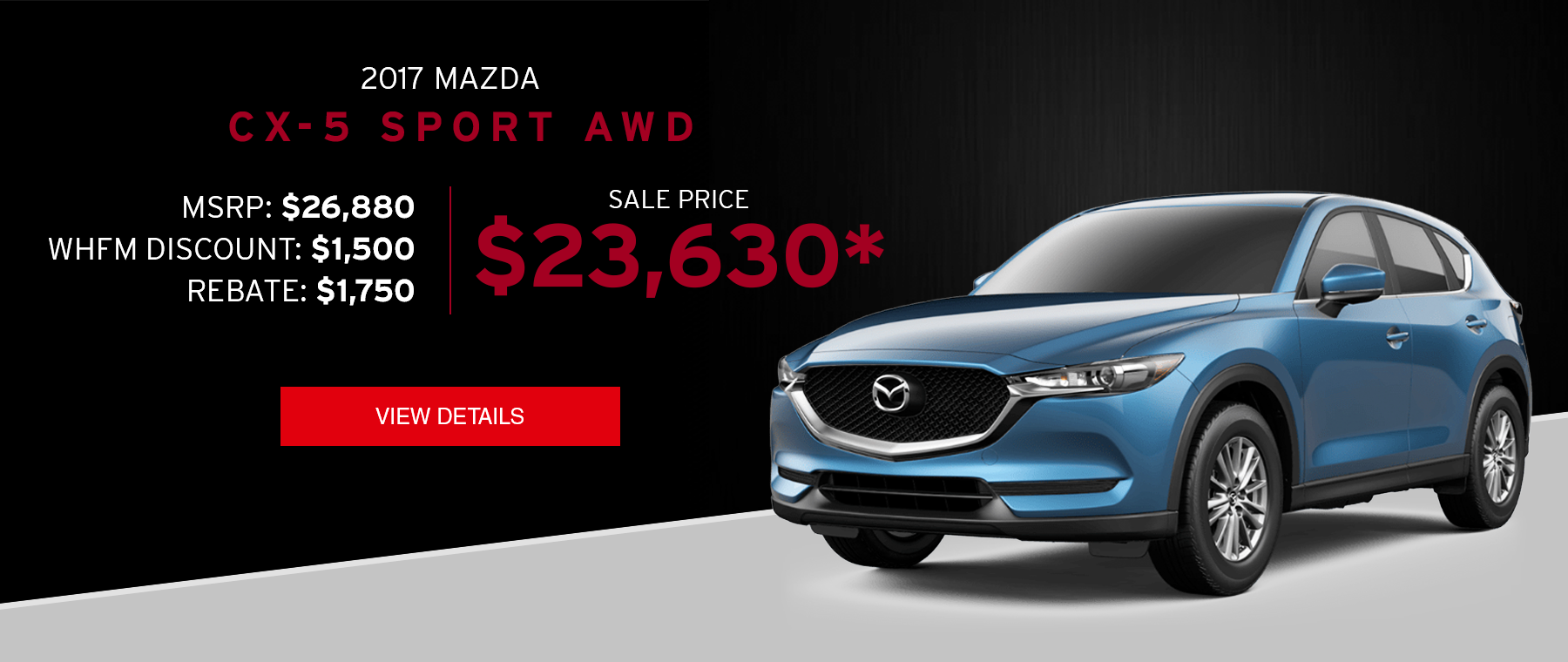 West Hills Mazda CX-5 Offer