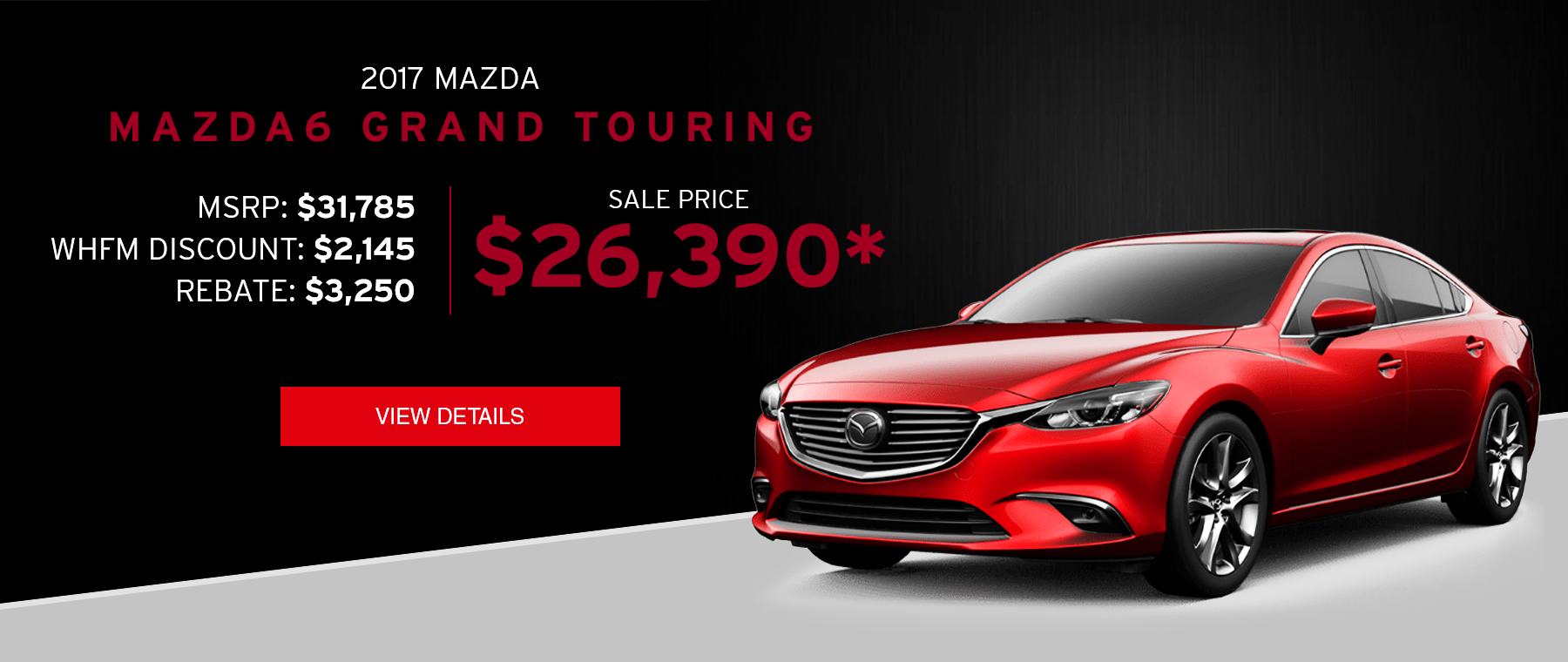 West Hills Mazda6 Special Offer