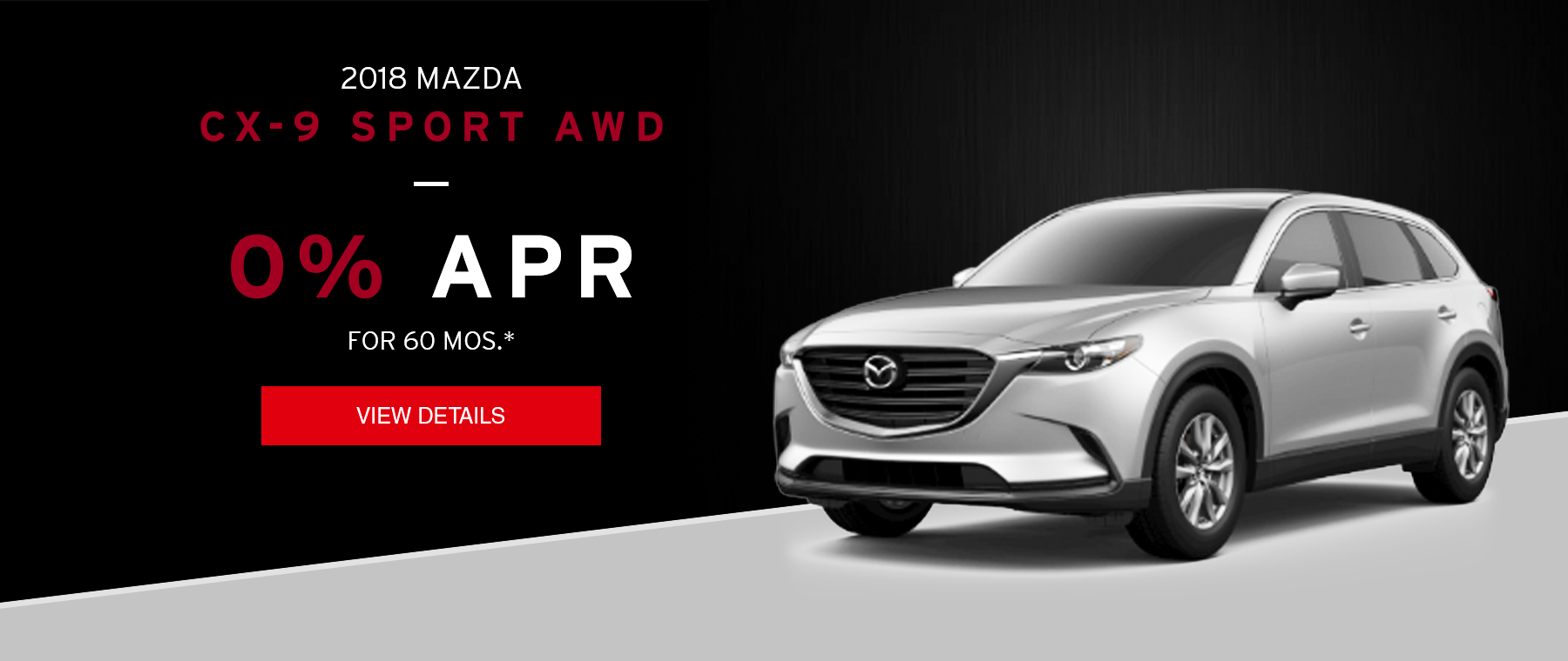 West Hills Mazda CX-9 Special Offer