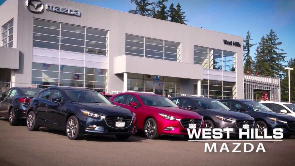 West Hills Mazda