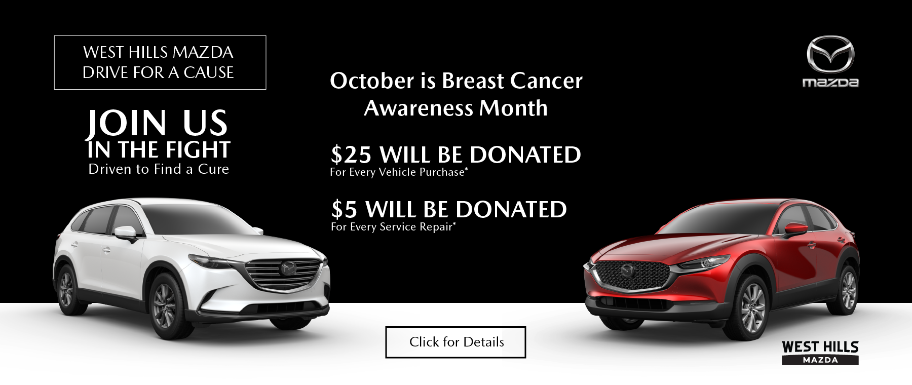 11705 – OCT20 – Drive for a Cause – BCA – Webslides_Mazda – 1800×760 (1)