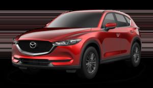 Soul Red 2019 Mazda CX-5