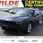 Certified Pre-Owned 2013 Dodge Challenger SXT
