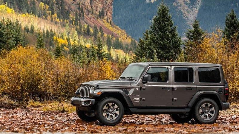 Why You Need to Test Drive the 2018 Jeep Wrangler