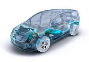 Chrysler Pacifica Hybrid Named Best New Car
