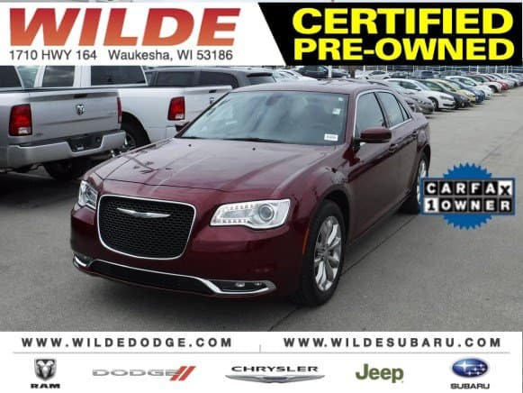 Certified Pre-Owned 2016 Chrysler 300 Anniversary Edition