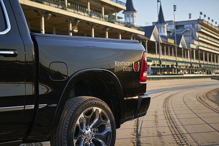 Ram Releases a Special Edition 1500 for Kentucky Derby