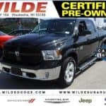 Certified Pre-Owned 2015 Ram 1500 Outdoorsman