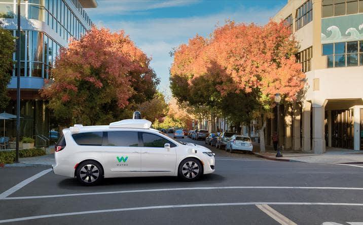 62,000 More Hybrid Pacificas Join Driverless Fleet