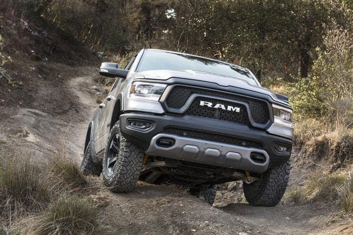 Meet the 2019 Ram 1500 Classic