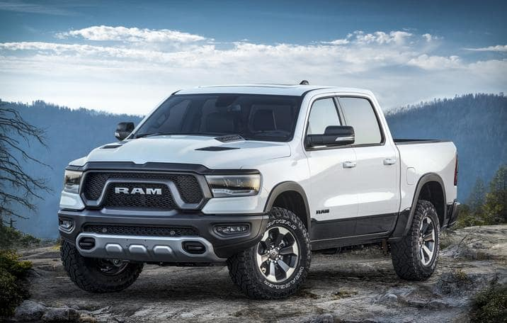 Meet The Special Edition 2019 Ram 1500 Rebel 12