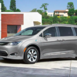 How to Open Fuel Door and Refuel the 2018 Chrysler Pacifica Hybrid - What to do if the flap won't open?