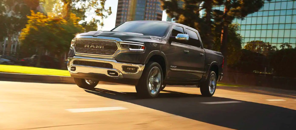 How to turn off lane departure assist in the 2019 RAM 1500